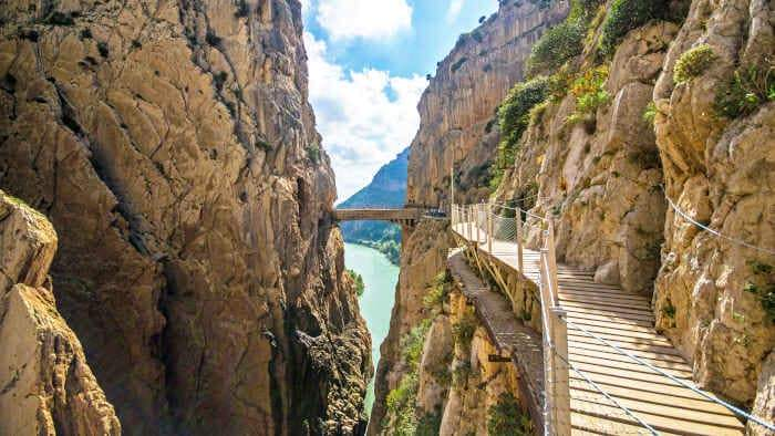 You are currently viewing Caminito del Rey