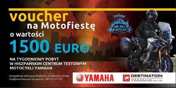 Read more about the article Festiwal – Rock Blues i Motocykle